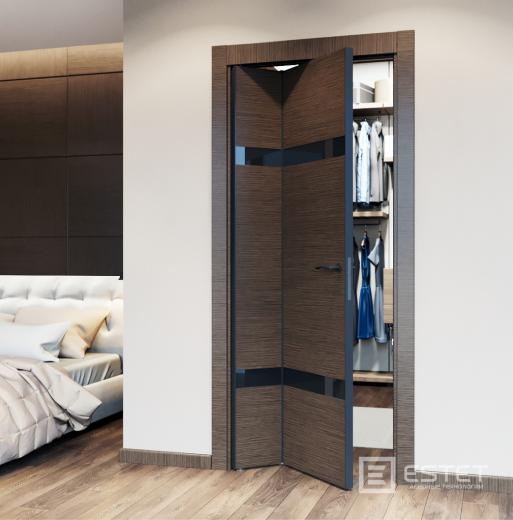 Складная дверь HEFT